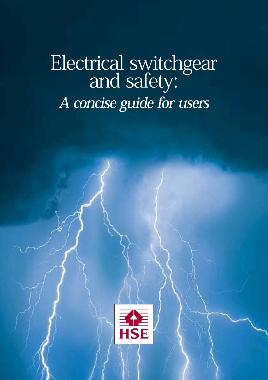 Switchgear Health & Safety